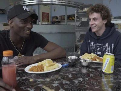 Malle Joepoe interviewt Dopebwoy