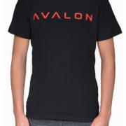 8a86c48e91e T-Shirt Zwart