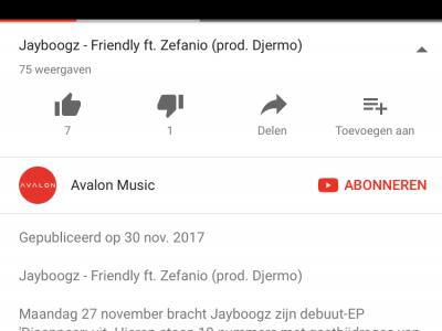 [NU ONLINE]: Jayboogz – Friendly ft. Zefanio videoclip