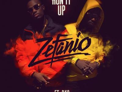 [COMING SOON]: 'Zefanio – Run It Up ft. BKO'