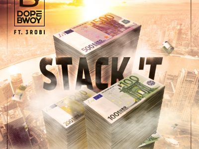 [COVER] Dopebwoy – Stack't ft. 3robi