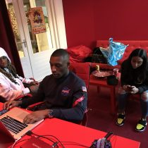Azira, Djermo & Jhorrmountain in de Avalon Studio!💥🔴
