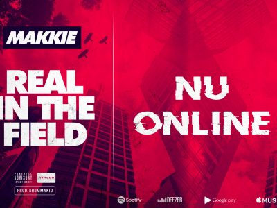 [NU ONLINE]: 'Makkie – Real In The Field (prod. Drummakid)