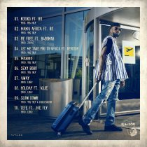 Tracklist: Let Me Take You To Africa EP