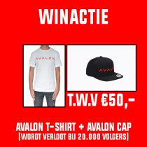 Avalon Merchandise Winactie