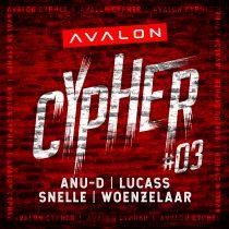Videoclip 'Avalon Cypher – #3' NU online!