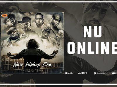 [NU ONLINE]: de Maxi Single 'New Hiphop Era' is vanaf nu te beluisteren op Spotify!