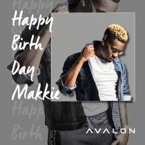 HAPPY BIRTHDAY Makkie 🎈🎉