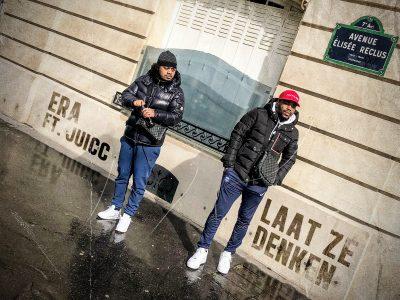 Era – Laat Ze Denken ft. Juicce NU online!