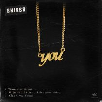 Vrijdag 5 april maxi-single genaamd 'YOU' van Shikss te beluisteren op Spotify!