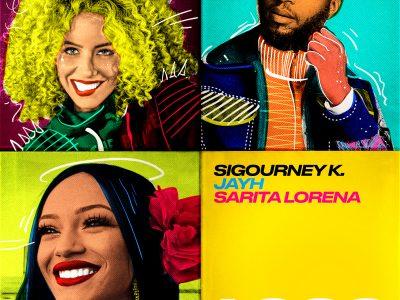 'LOCO' van Sigourney K, Jayh & Sarita Lorena is vanaf Vrijdag te beluisteren!