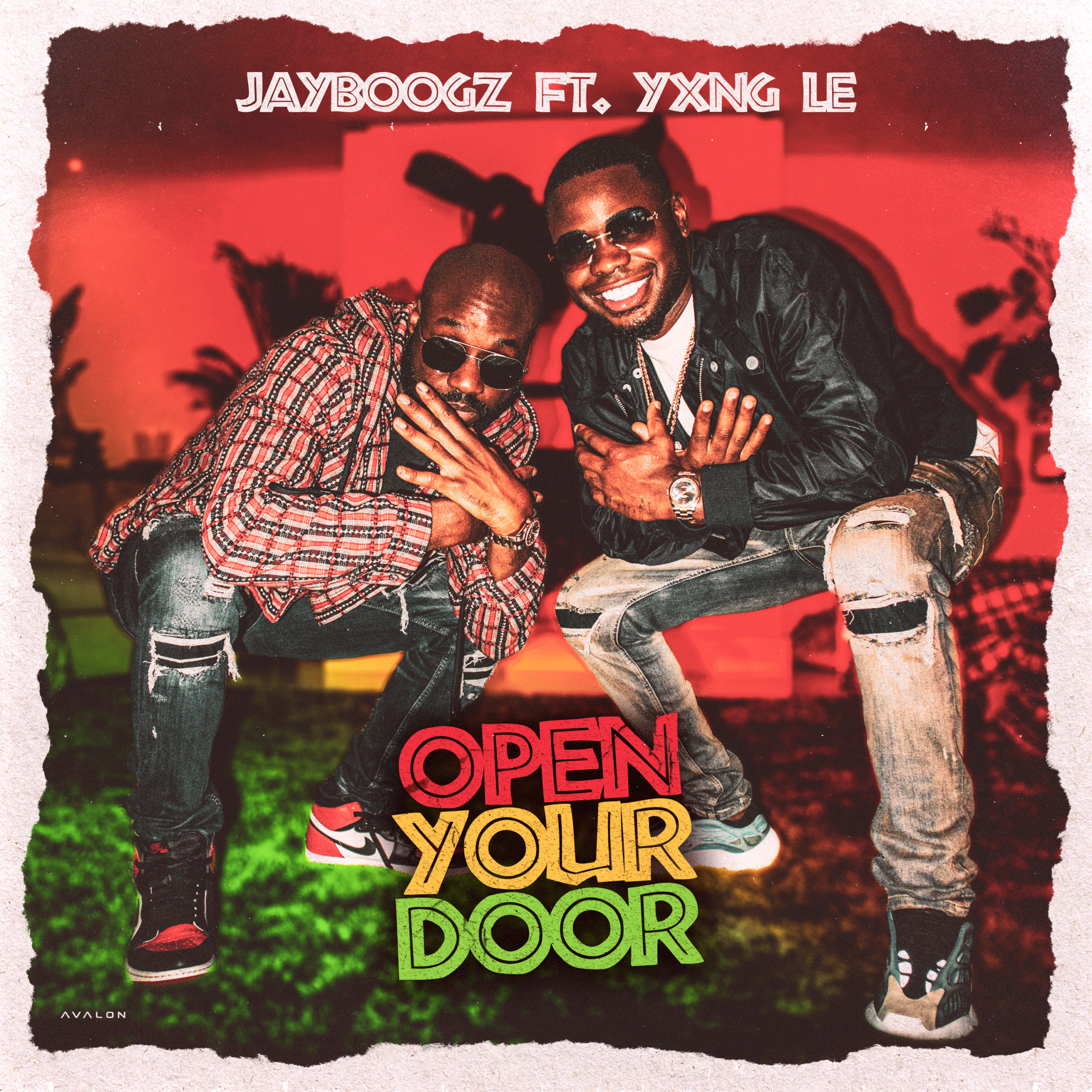 [OUT NOW] JAYBoogz – Open Your Door Ft. Yxng Le