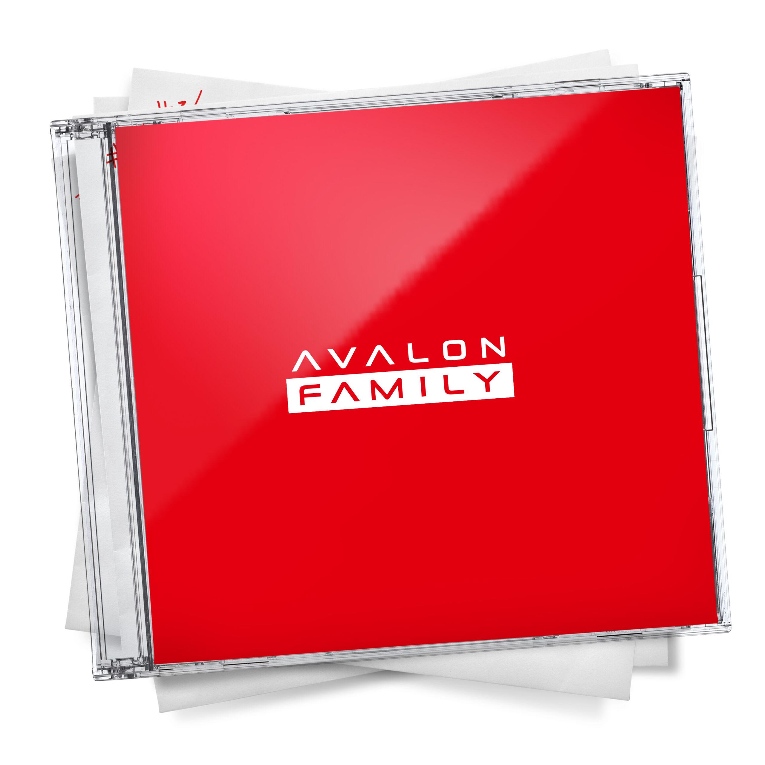 [OUT NOW] AVALON FAMILY ALBUM