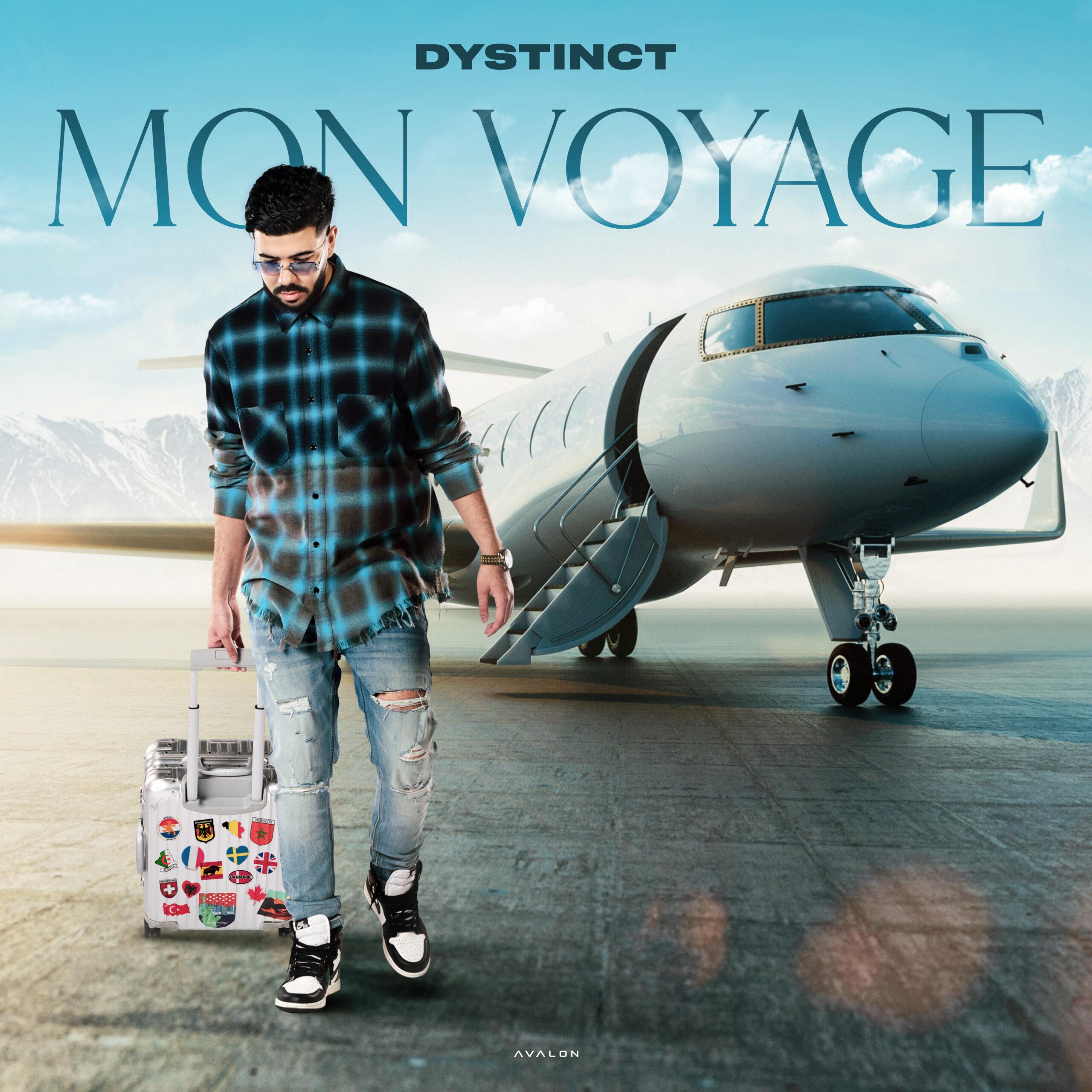 [OUT NOW] DYSTINCT 'MON VOYAGE' ALBUM